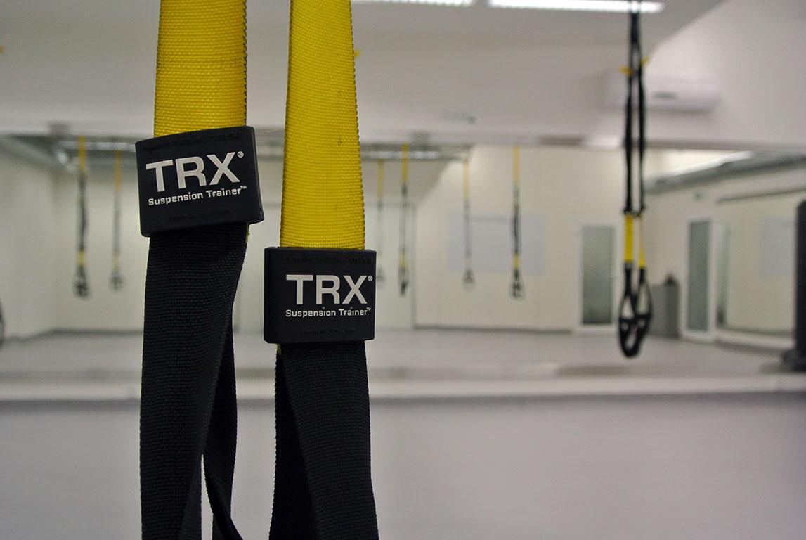 TRX - funkční trénink
